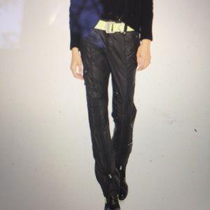 Polo Ralph Lauren Black Ski Pants